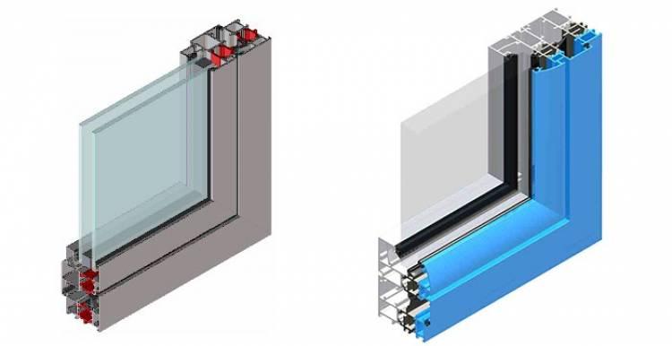 Janelas em Alumínio ou em PVC? 1