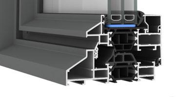 Caixilharia em Alumínio, PVC, Estores, Portões e Automatismos 1